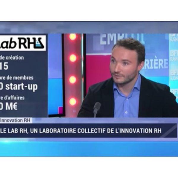 Le Lab RH invité de BFM business