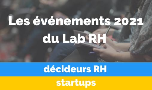 Calendrier Des événements 2021 Exclusivité : Calendrier des événements 2021 • Le Lab RH