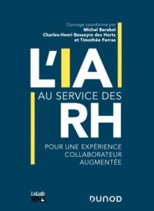 couverture livre IA au service des RH